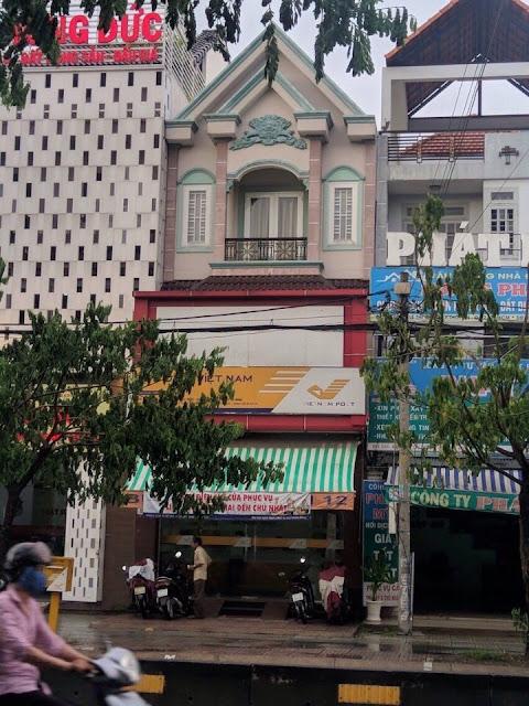 Chính chủ bán nhà mặt tiền đường Lê Thị Riêng Quận 12 - 001