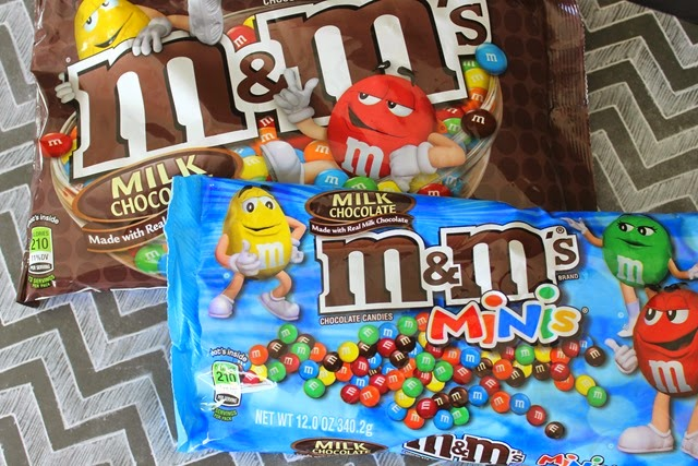 use M&Ms in baking #shop
