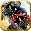 Offroad Monster Truck Run Jam icon