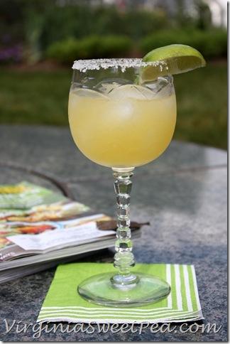 105 Calorie Margarita2