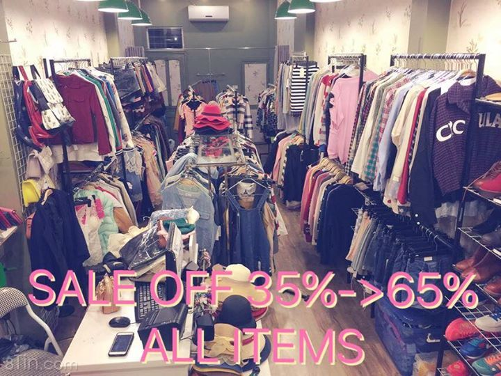 YESSSS ! WE ARE BACK ❤ SALE OFF 35%  65% ALL