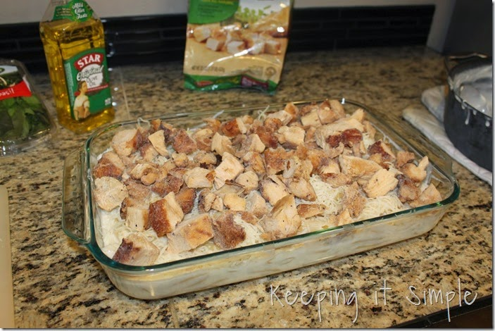 #ad 3-cheese-penne-chicken-pasta #summerofgiving (8)
