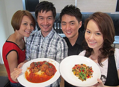 MICROSOFT BRING IT HOME  variety show MediaCorp artistes Vivian Lai Ben Yeo Priscilla Microsoft Office, Windows Phone Xbox local celebrity chefs