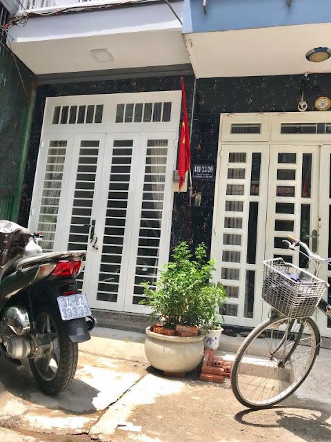 Bán Nhà Quận Tân Phú Hẻm Ô Tô Tân Kỳ Tân Quý 03