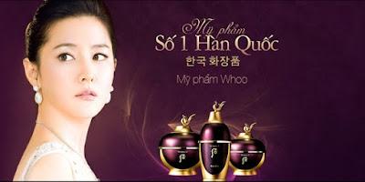 My pham Ohui - My pham Whoo