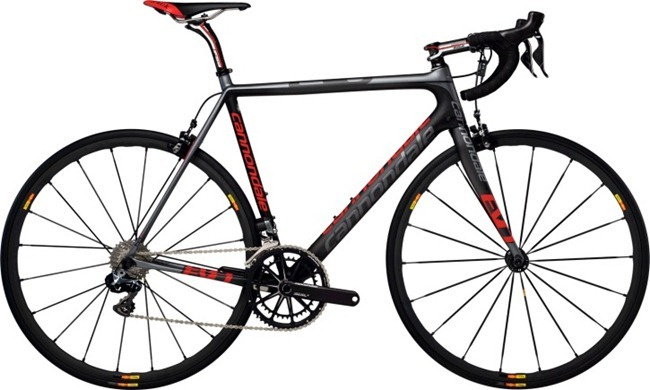 Cannondale SUPERSIX EVO HI-MOD DURA ACE DI2 2013