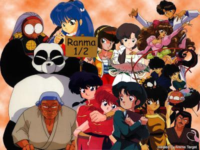 Một Nửa Ranma - Anime Ranma 1/2 VietSub