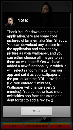 Eminem Wallpapers : Rare