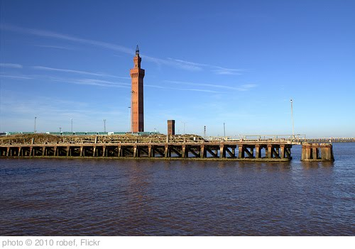 'Grimsby Dock Tower and Fish Dock' photo (c) 2010, robef - license: http://creativecommons.org/licenses/by/2.0/