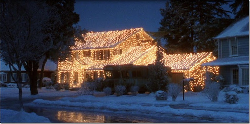 Tour the home in the movie, Christmas Vacation starring Chevy Chase - Christmas Vacation €� Between Naps On The Porch