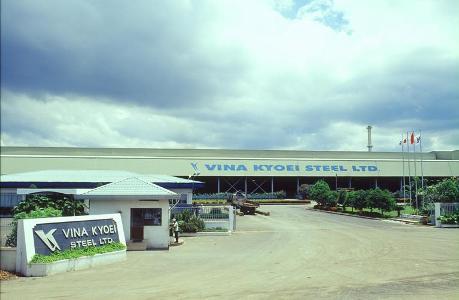 Giá sắt thép Việt Nhật