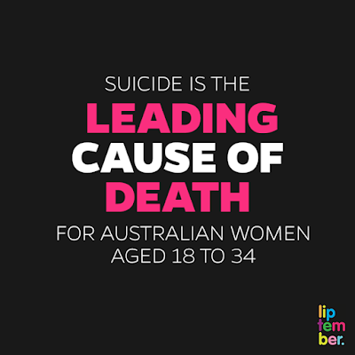 Its confronting statistics like this one that motivate us to raise awareness