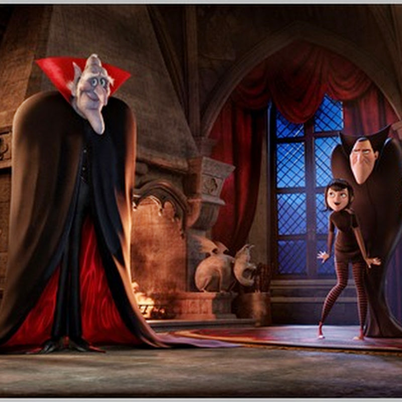 "First ""Hotel Transylvania 2"" Image Revealed as Mel Brooks Joins Cast"