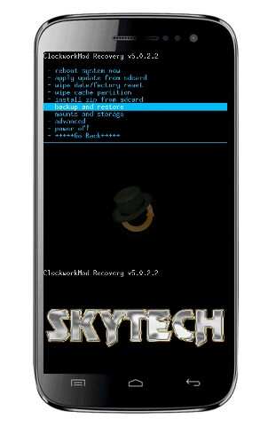 How to Install ClockworkMod Recovry on Micromax A115 Canvas