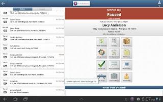 Screenshot of FieldLocate