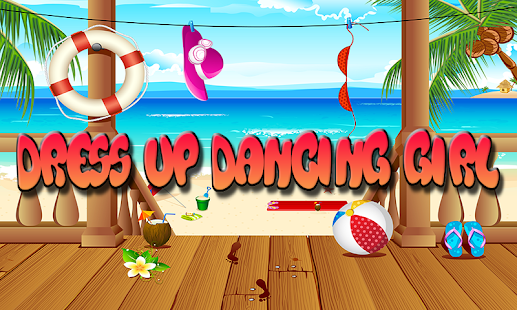 Dress Up Dancing Girl- screenshot thumbnail
