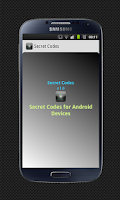 Screenshot of Secret Codes