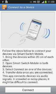 Samsung Smart Switch Mobile - screenshot thumbnail