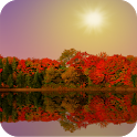 Autumn Lake Live Wallpaper icon
