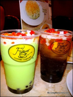 Figaro Milk Teas