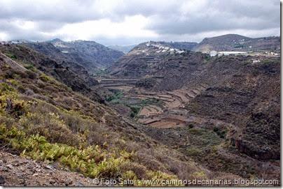 6667 Circular a Firgas-Ruta 4(Barranco Azuaje)