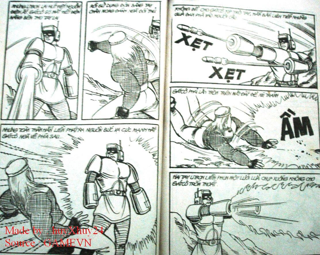 Dũng Sĩ Hesman chap 26 trang 20