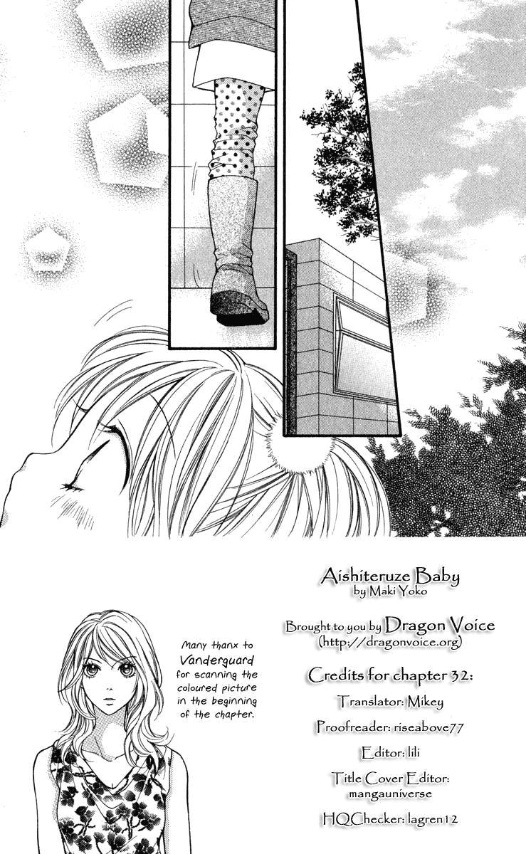 Aishiteruze Baby Chap 036