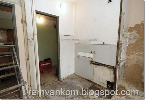 комплексный ремонт ванной комнаты 12