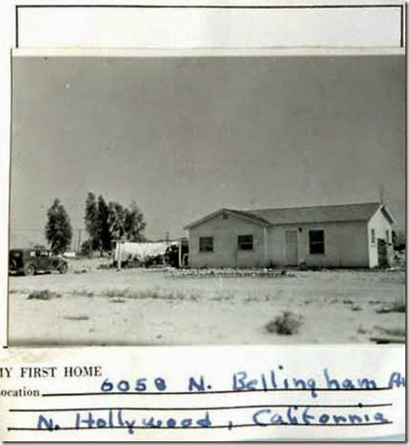Jan Iverson's First Home