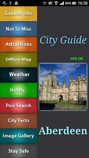 Aberdeen Offline Guide