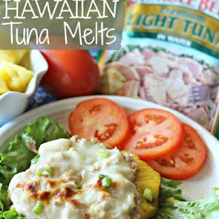 Hawaiian Tuna Melts.