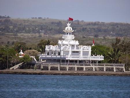 Templu hindus Mauritius