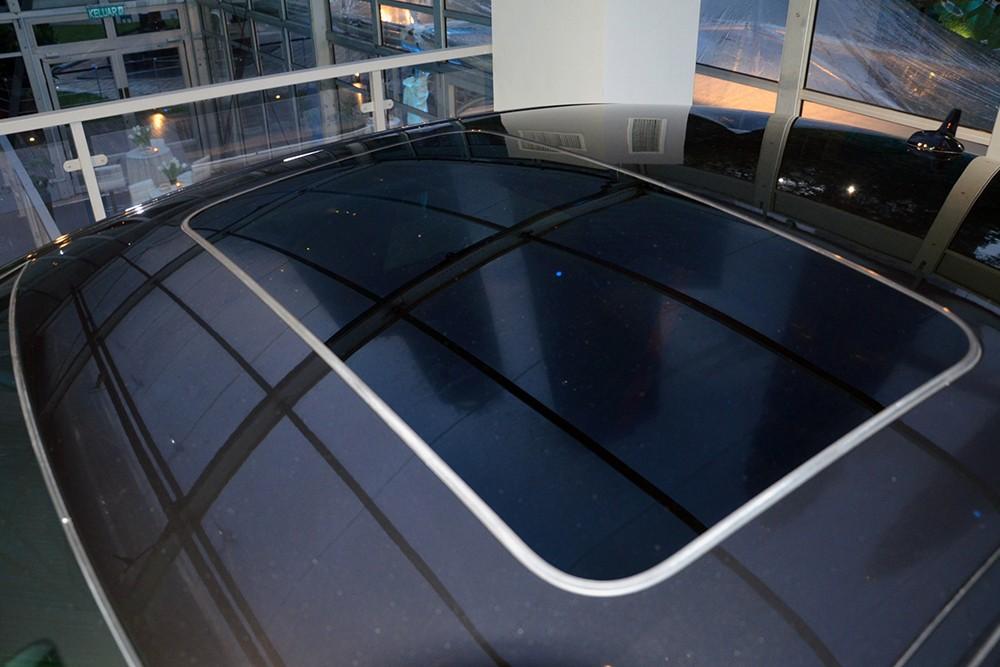 Xe Mercedes Benz CLS400 All New màu đen 09