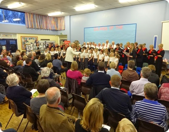 Spring Concert at Willaston Primary School (3)