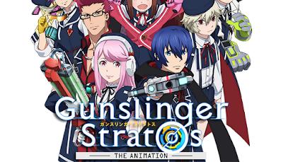 Gunslinger Stratos The Animation