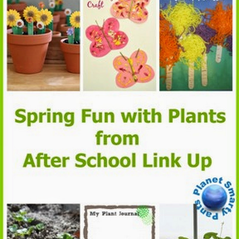 Spring Fun With Plants from After School Link Up