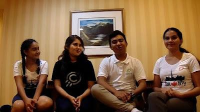 Estos chicos de Campeche ganaron una Beca al Mérito Estudiantil para ir