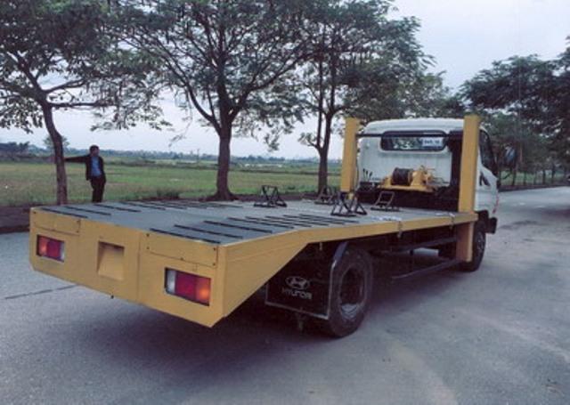 thung xe cho may cong trinh hd800
