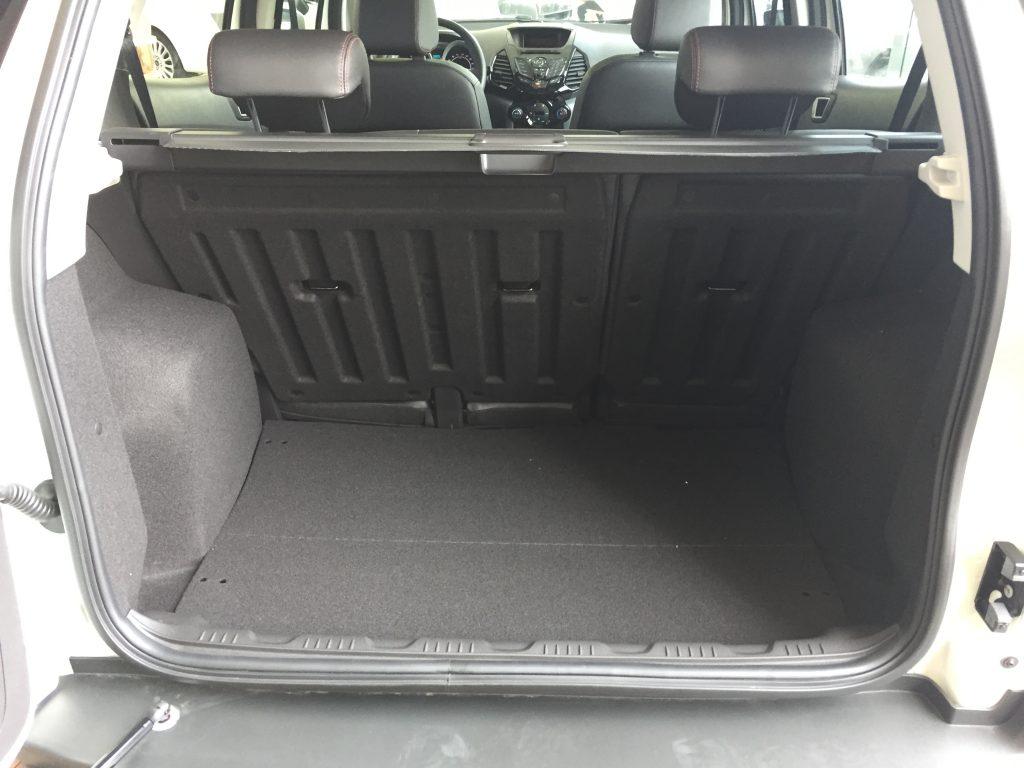 Nội thất xe ô tô Ford EcoSport 04