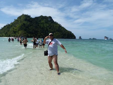 4 Islands Tour: pe limba de nisip