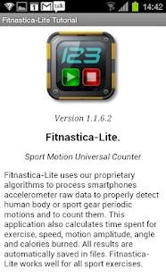 Fitnastica Free Reps Counter- screenshot thumbnail