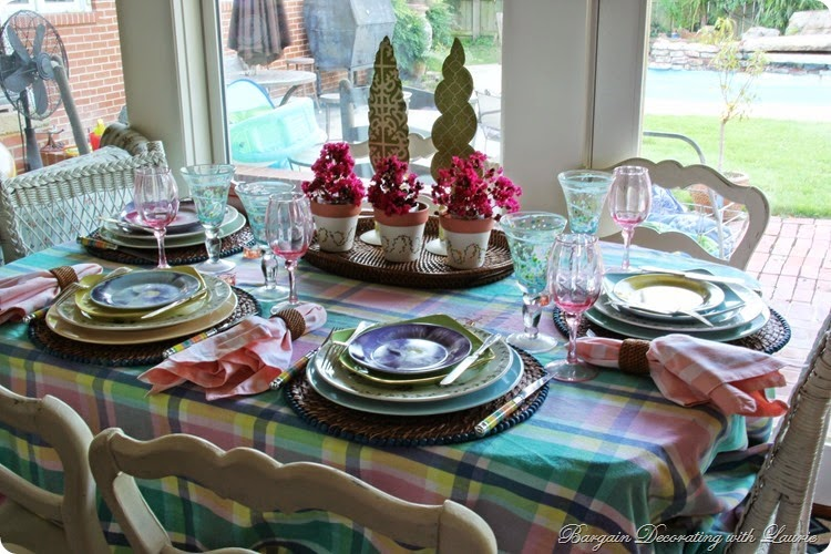 Garden Tablescape 10