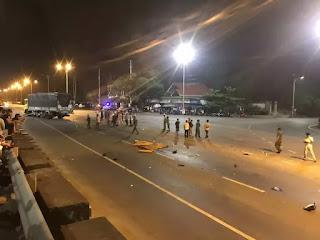 Bi kịch đàng sau tai nạn giao thông