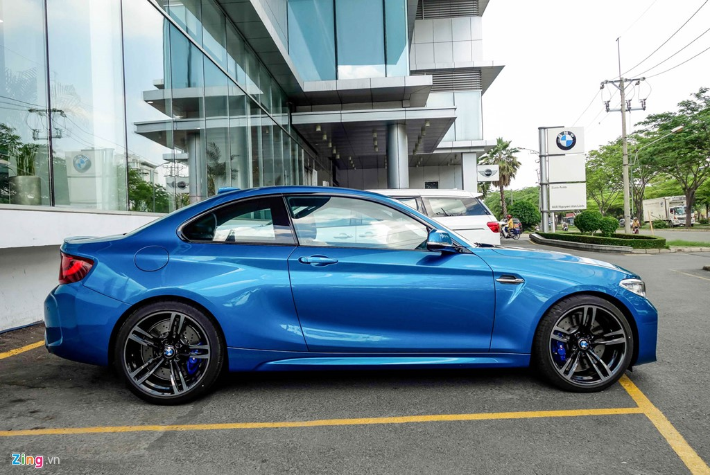 Xe BMW M2 Coupe thế hệ mới 02