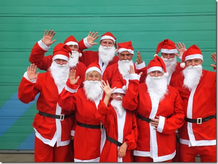 Sign up for St Luke's (Cheshire) Hospice's Santa's Day Out