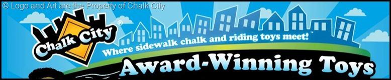 Chalk city banner