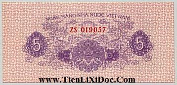 5 Xu Việt Nam Dân Chủ 1964
