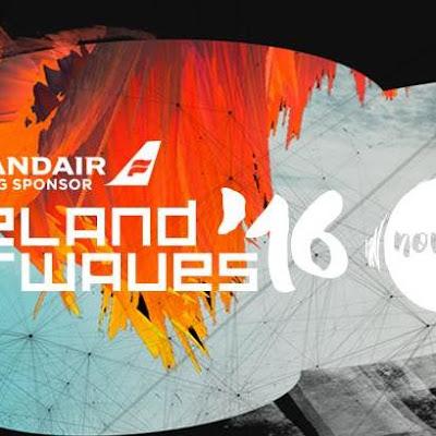 Iceland Airwaves Music Festival 08/29/2016