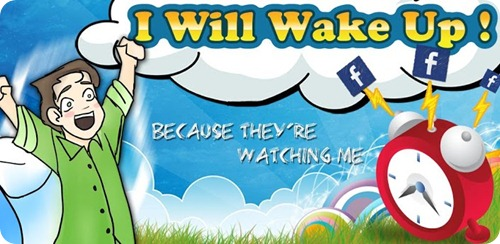 I Will Wake Up