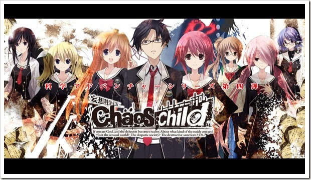 CHAOS CHILD game